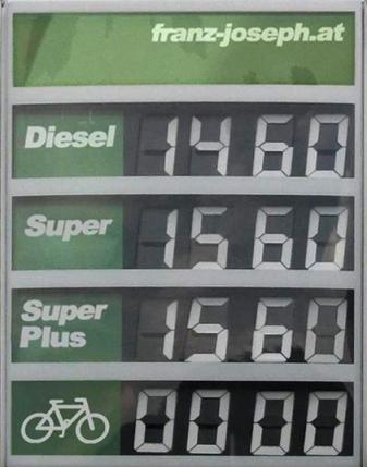 bike gas